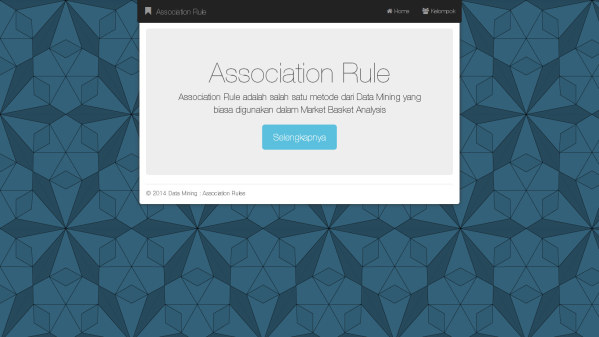 Data Mining Association Rules Web Preview